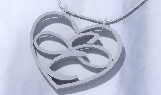 infinity-heart-model