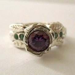 rose-engagement-ring