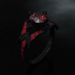 dragon_engagement_ring_black_draco_A1